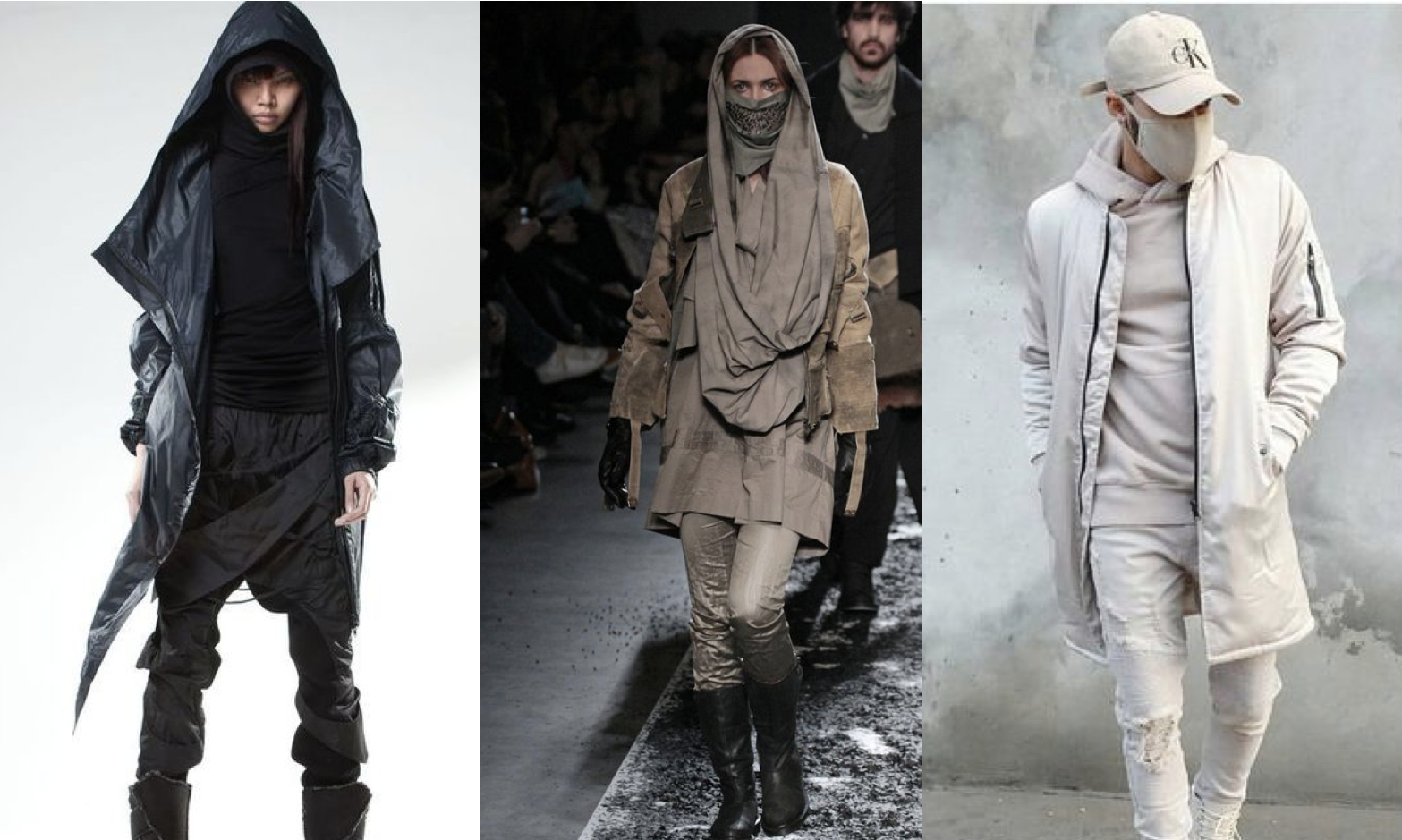 10 Reasons why this is the perfect time to launch your Apocalyptic-Modest-Fashion Range…